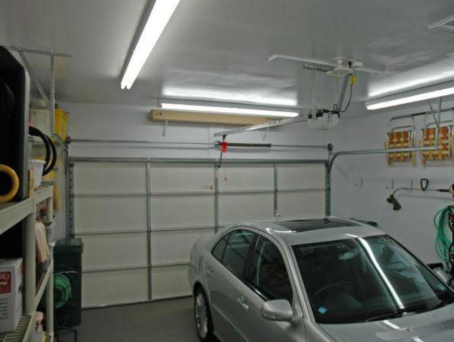 Lampa Ledowa Do Garazu Q Housepl