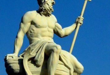 Dio del mare nei miti e leggende