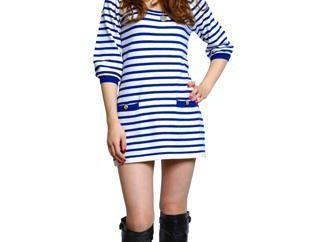 vestidos de estilo náutico: explorando tendencias de la moda inusuales