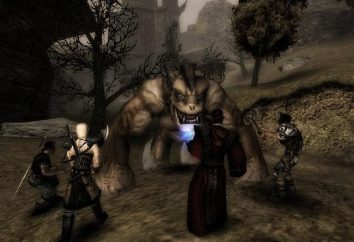 "Cheats para ""Gothic 2: Night of the Raven"" – passagem simplificada"