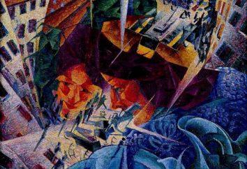 Futuryzm w malarstwie – to … futuryzm w malarstwie 20. wieku: przedstawiciele. Futuryzm w rosyjskim malarstwie
