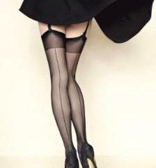 Calze sotto il vestito: come scegliere e cosa indossare
