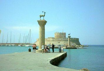 Vacances à Rhodes: avis et conseils de voyage