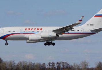 Filiales d'Aeroflot: informations de base