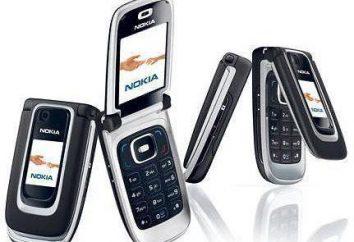 Nokia 6131: especificaciones técnicas y las revisiones