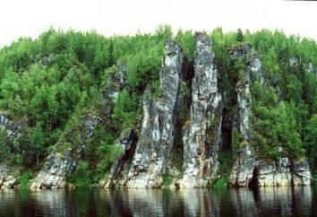La posición geográfica de los Urales: especificidades y peculiaridades