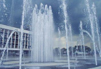 Krasnodar: Square Theater (Geschichte, Leistung und Lage)