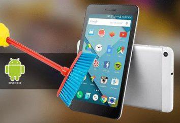 """Telefon chemiczna """"Android"""": program oraz jak wykonać"""