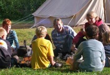 campos de escola para crianças curiosas