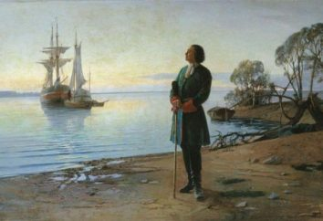 La historia de la marina rusa. Flota Velikogo Petra