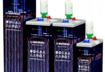 Batterie alcaline: caratteristiche operative