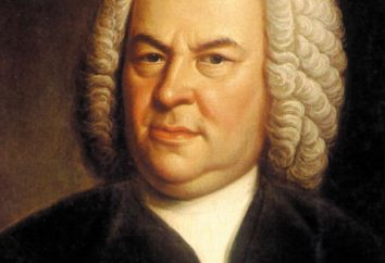 Leben und Werk von Bach