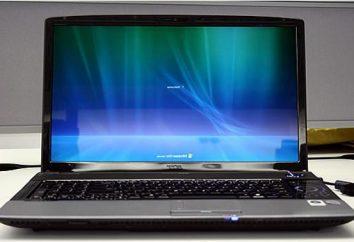 Acer-Notebooks. Bewertungen und Spezifikationen