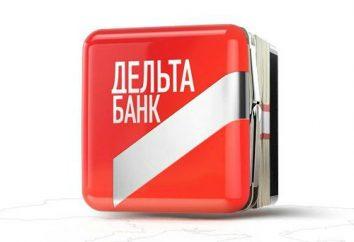 """""""Delta Bank"""": comentários de clientes e funcionários"""