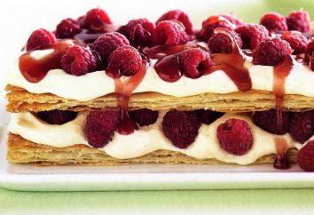 """Cake ricetta """"Millefoglie"""". Come cucinare un dolce """"Millefoglie"""" (foto)"""