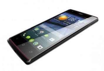 Acer Liquid E3. Acer: ceny, recenzje i specyfikacje smartfonów