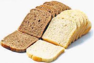 Jakie są składniki białego chleba dla gości?