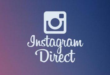 """""""Instagram"""": como escrever no """"Direct"""". Instruções detalhadas e oportunidades interessantes"""