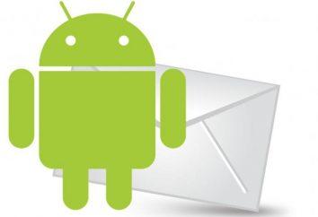 """Jak założyć e-mail na """"Android"""". Szybkie sposoby ustawienia e-mail w telefonie"""