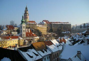 Krumlov (République Tchèque) – la perle du baroque dans le précieux collier UNESCO