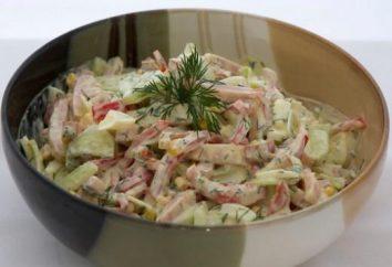 salade délicieux et copieux « Merchant » pour la table de vacances