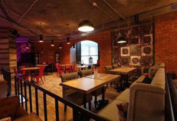 """Il bar-ristorante """"Loft"""" (Ufa): descrizione, menu, recensioni"""