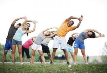 O valor da atividade física para a saúde. carga muscular dosado