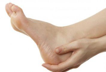 Douleur dans le talon: causes et traitement. Douleur dans les talons de la marche