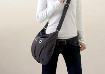 Was sollte die Tasche für die Schule Jugend sein?