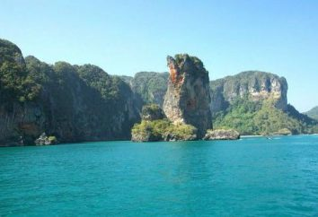Feriados em Krabi: comentários. Krabi (Tailândia): praias, hotéis, preços