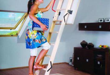 Fakro – Bodentreppe: die Größe, Installation, Montage
