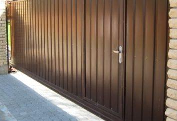 Jak wybrać odpowiedni brama przesuwna z furtką