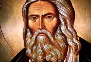 Ehrwürdiger Seraphim von Sarov – der Schutzpatron von was?