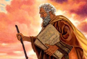 10 comandamenti della Bibbia. comandamenti del Signore