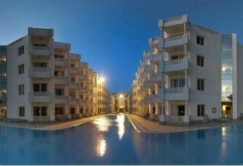 Cinco de oro esmeralda – un moderno hotel situado en la costa del Mar Rojo.