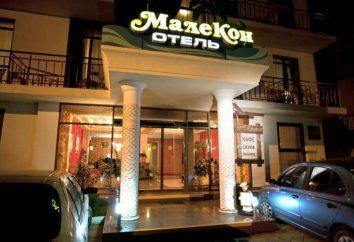 Hôtel « Malecon » adresse Adler, note, photos et commentaires