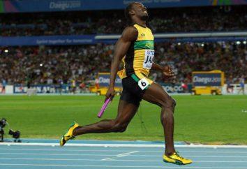 Aufzeichnungen Leichtathletik-Welt. Die ältesten Weltrekorde in der Leichtathletik