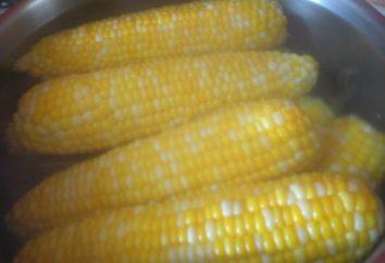 Como escolher e cozinhar o milho na espiga?