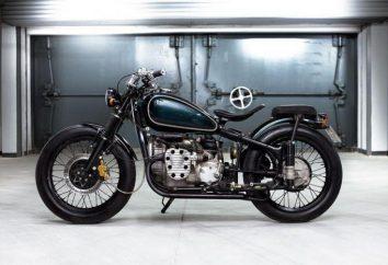 """Motocicleta """"Chang-Yang"""" 750: dissipar o mistério dos chineses """"Ural"""""""