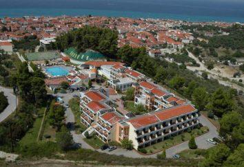 Hôtel Atrium (Chalcidique, Grèce): une vue d'ensemble, caractéristiques et commentaires