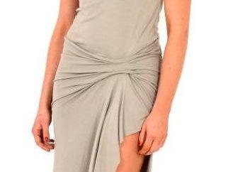 Kleid aus Viskose – perfekte Kleidung
