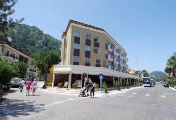 Hotel Mersoy Exclusive Aqua Resort (Turquia / Marmaris): fotos e comentários