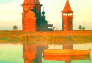 A primeira igreja de pedra Rus antigo é um templo?