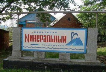 """Hadyzhensk, sanatorium """"mineralne"""": zdjęcia i opinie"""