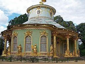 Rokoko-Stil in der Architektur Europas. Rokokoarchitektur in Russland
