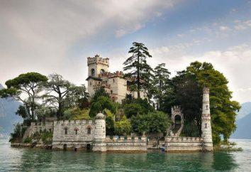 Italie, Lac Iseo: une description de la façon d'obtenir