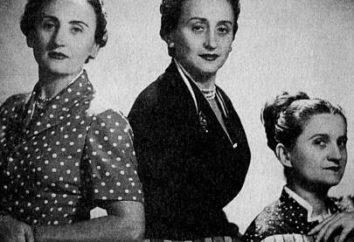 sorelle Fontana leggendaria. biografia