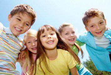 Identifizierung und Entwicklung von begabten Kindern. Probleme von begabten Kindern. Schule für begabte Kinder. Begabte Kinder – es ist …