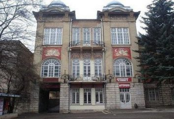 Pyatigorsk Operetka Teatr: repertuar, historia, opinie