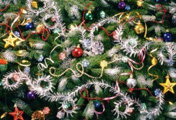 D'après ce que nous pouvons faire un arbre de Noël avec ses mains?